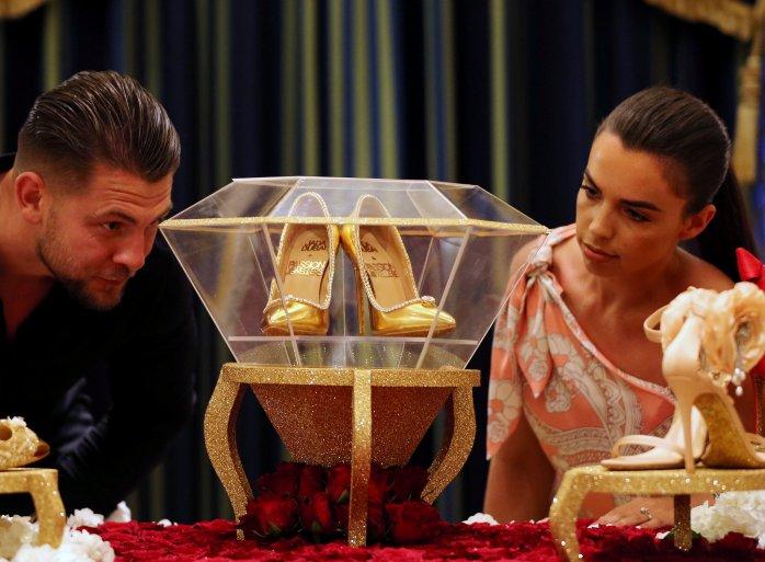 حذاء بسعر 17 مليون دولار