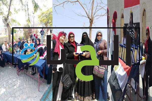 تكريم الامهات من قبل جمعية حياة كريم (1)