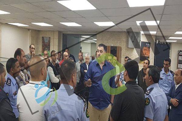 حملة تفتيش وزارة العمل الأردنية
