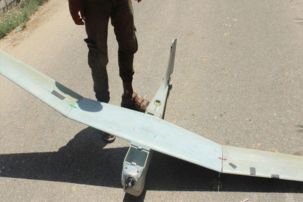 طائرة-مسيرة-للجيش-المصري
