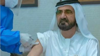محمد بن راشد يتلقى علاج كورونا