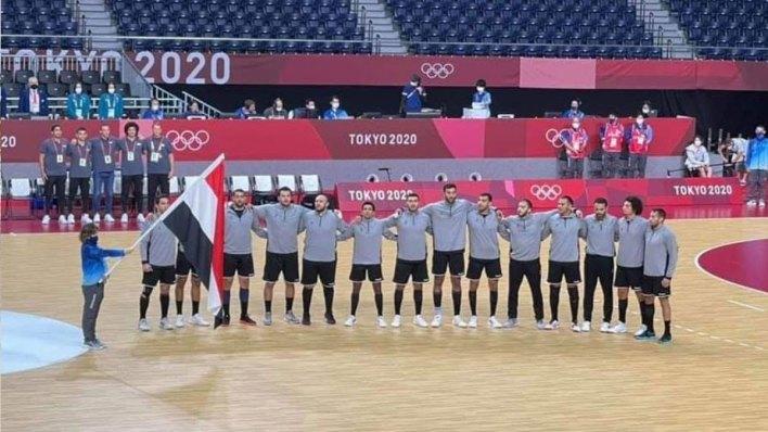 منتخب كرة اليد المصري
