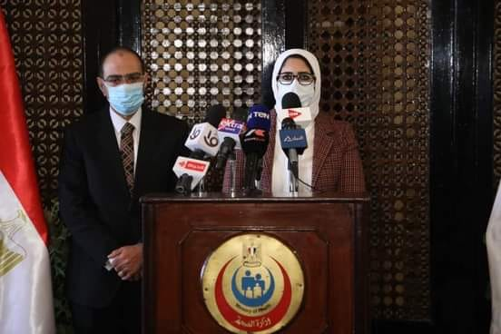 وزيرة الصحة: تكلف الدكتور حسام حسني مستشارًا لوزير الصحة للتميز الإكلينيكي