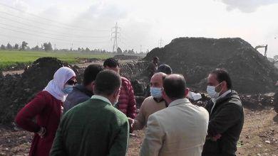 Photo of محافظ الغربية يتابع أعمال مشروع تطوير مصرف كتشنر