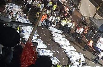 Photo of عاجل : ٦٠ قتيلاً ومئات الجرحى فى إسرائيل