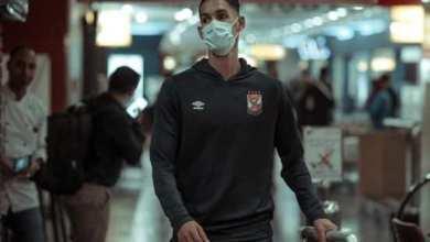Photo of بعثة الأهلى فى مطار القاهرة استعدادا للسفر لمواجهة صن داونز