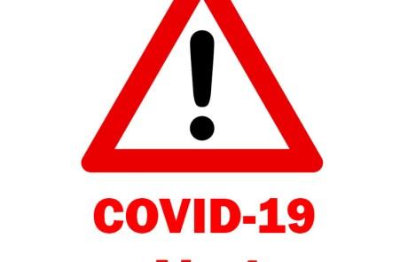 COVID-19 ALERT – SEPTEMBER 14, 2021