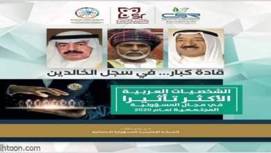 المستشار مروان الكعكي الأكثر تاثيراً في مجال المسؤولية المجتمعية لعام 2020م
