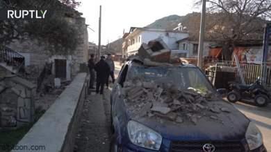 زلزال يضرب اليونان .. ودمار شامل - صحيفة هتون الدولية