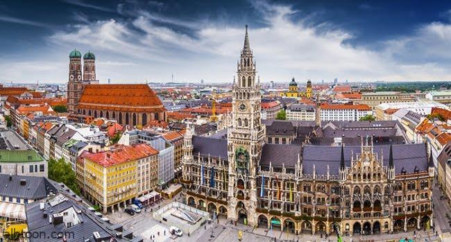 أفضل الفنادق السياحية في ميونخ