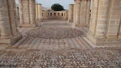 """""""قصر هشام """" التُحفة المعمارية الفريدة -صحيفة هتون الدولية-"""