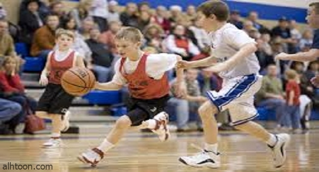 كرة السلة للاطفال لتعزيز نمو العضلات والعظام -صحيفة هتون الدولية