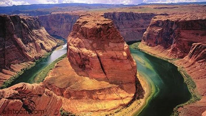 جراند كانيون .. عجائب الطبيعة السبع في العالم- صحيفة هتون الدولية