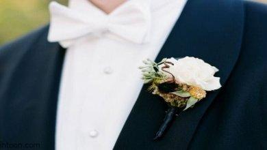 اكسسوارات لبدلة العريس 2021