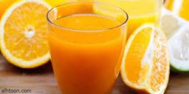 فوائد عصير البرتقال في رمضان -صحيفة هتون الدولية
