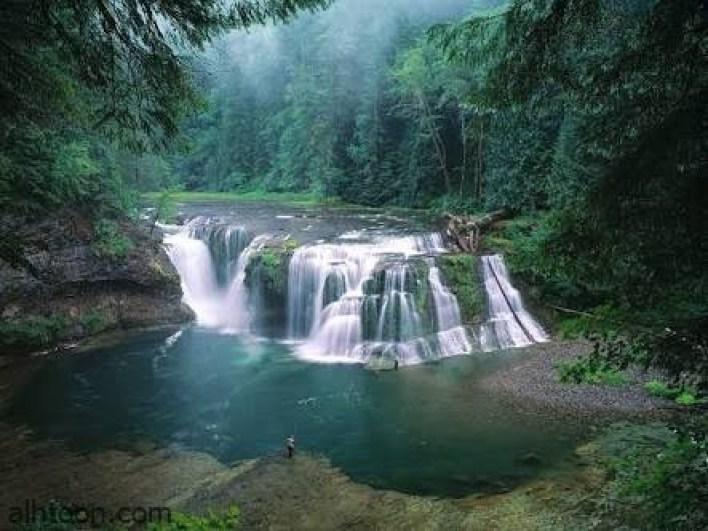 أفضل مناظر طبيعية ساحرة مع الأنهار  -صحيفة هتون الدولية