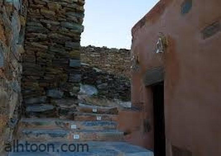 مسجد قرية «الملد» التاريخي  -صحيفة هتون الدولية