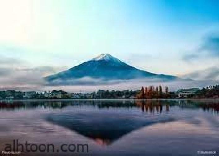 أفضل عجائب اليابان الطبيعية  -صحيفة هتون الدولية