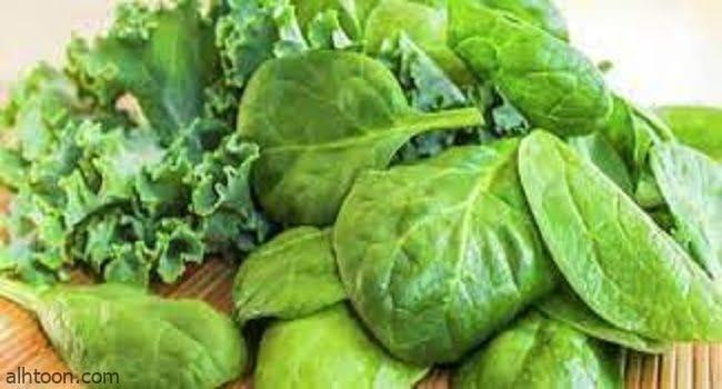 الخضروات الورقية وفوائدها الغذائية -صحيفة هتون الدولية