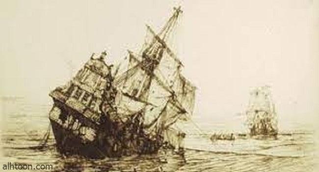 قصة السفينة والجزيرة -صحيفة هتون الدولية