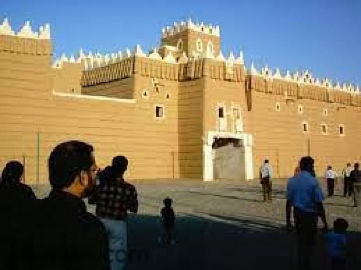 قصر الامارة التاريخي في نجران  - صحيفة هتون الدولية