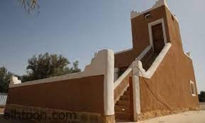 مسجد العجلان التراثي عمره 350 عامًا  -صحيفة هتون الدولية-