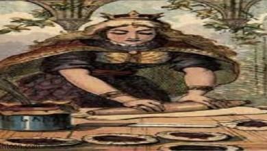 ملكة القلوب ولص الفطائر -صحيفة هتون الدولية