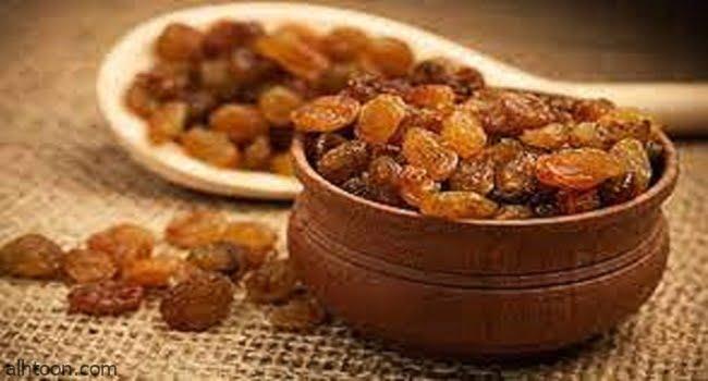 فوائد تناول الزبيب في رمضان -صحيفة هتون الدولية-