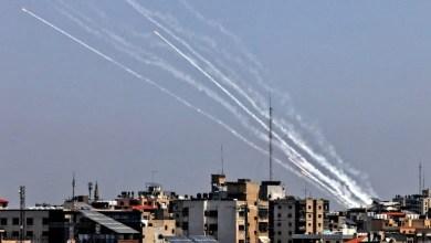 فيديو: الإسرائيلين يهربون إلى الملاجئ - صحيفة هتون الدولية