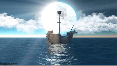قصة سيدنا ( موسى والخضر )