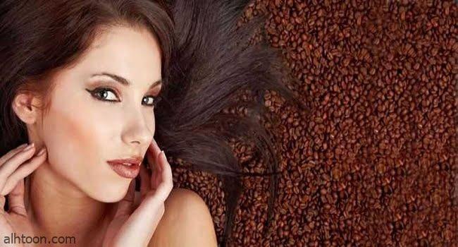 القهوة لتعزيز نمو شعرك
