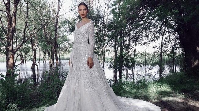 إطلالات لعروس ربيع 2022