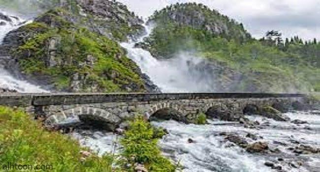 الشلالات الأكثر إثارة للاهتمام في أوروبا -صحيفة هتون الدولية