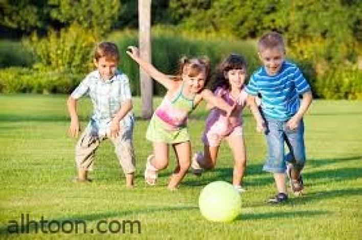 العاب حركية للاطفال متنوعة -صحيفة هتون الدولية