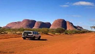شاهد عجائب أستراليا الطبيعية -صحيفة هتون الدولية