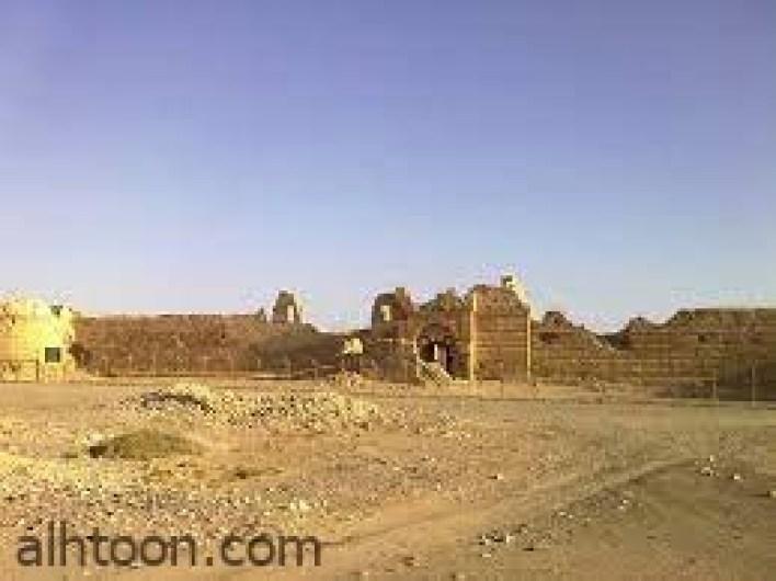 قلعة المويلح الأثرية -صحيفة هتون الدولية