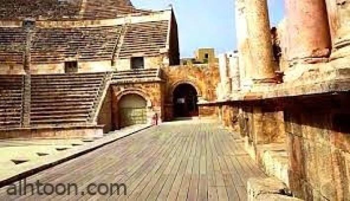 جبل القلعة ..إطلالة أثرية في عمَّان -صحيفة هتون الدولية