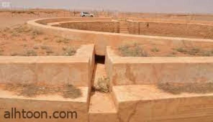 """""""درب زبيدة"""".. طريق الحج والتجارة عبر منطقة الحدود الشمالية -صحيفة هتون الدولية-"""