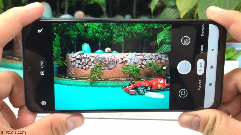 مميزات تطبيق جوجل كاميرا - صحيفة هتون الدولية