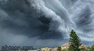 مشاهد دمار العاصفة في روسيا - صحيفة هتون الدولية