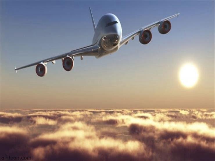 شاهد: انحراف طائرة عن مسارها - صحيفة هتون الدولية