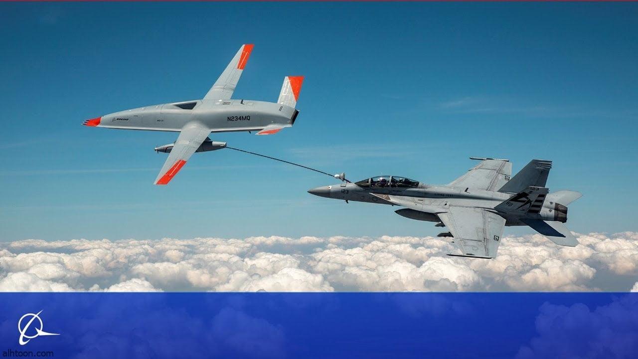 شاهد: طائرة بدون طيار تزود بالوقود جواً - صحيفة هتون الدولية