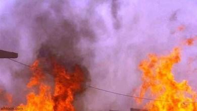 شاهد: انقاذ أطفال في شقة تحترق - صحيفة هتون الدولية