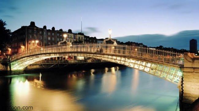 أهم الوجهات السياحية في أيرلندا