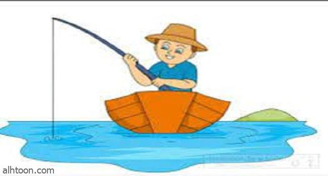 واحد راح يصطاد سمك