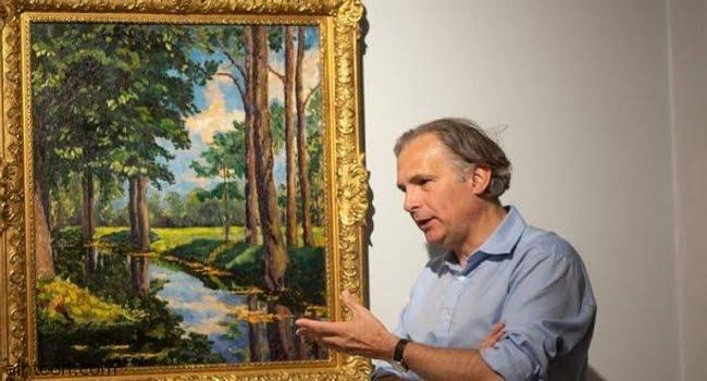 بيع لوحة لتشرشل بـ1.8 مليون دولار