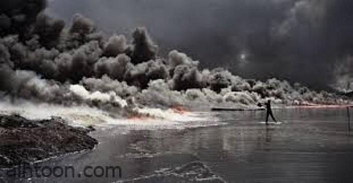 أثر الحروب في تدمير البيئة.. تعرف عليها -صحيفة هتون الدولية