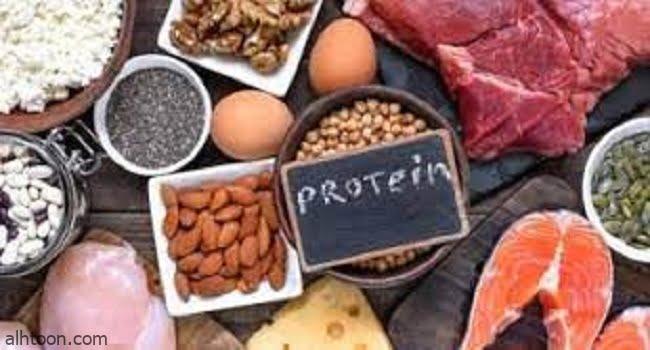 فوائد البروتين وأضراره -صحيفة هتون الدولية