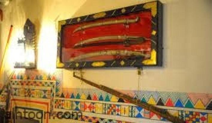 متحف النماص الأثري -صحيفة هتون الدولية