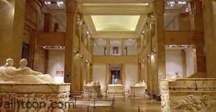 المتحف الوطني رمز وحدة اللبنانيين -صحيفة هتون الدولية